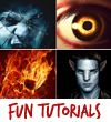 All the  Crazy &amp; Fun Stuffs You Can Do in Photoshop